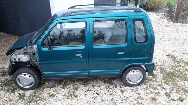 Suzuki Wagon R+1.0 B na części 186 tys km