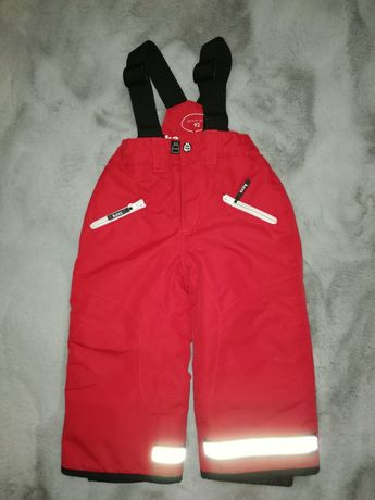 Spodnie narciarskie/ocieplane KAXS by KAPPHAL - rozm. 92