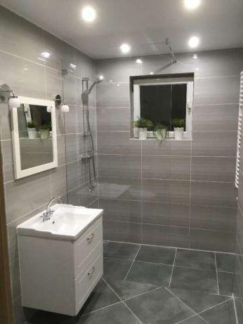 Remont łazienki - kafelkarz hydraulik, elektryk wykończenia wnętrz