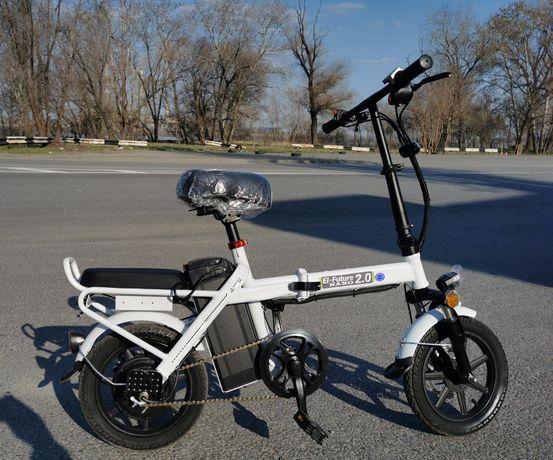 Электровелосипед складной El-Future 2.0 350W 48V 12AH