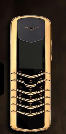 Продам телефон Vertu Signatory Gold.