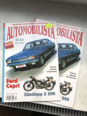 Magazyn Automobilista 10/2002
