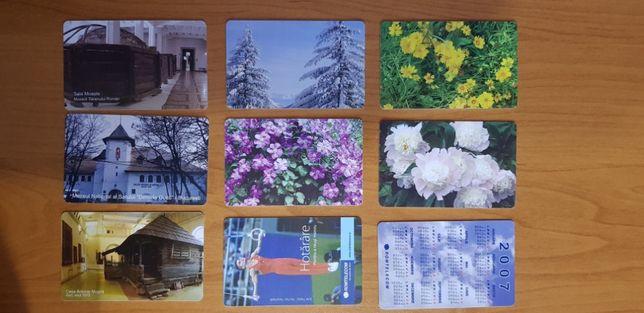 Karty telefoniczne Rumunia 2006 rok karta telefoniczna