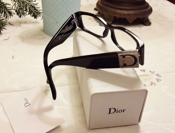 Dior Paris okulary oprawki korekcyjne