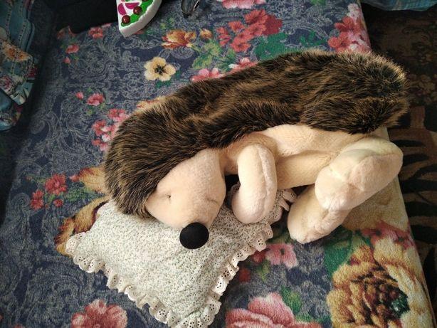 Ежик-сплюшка, для пижамы