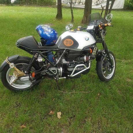 motocykl BMW K1100 cafe racer