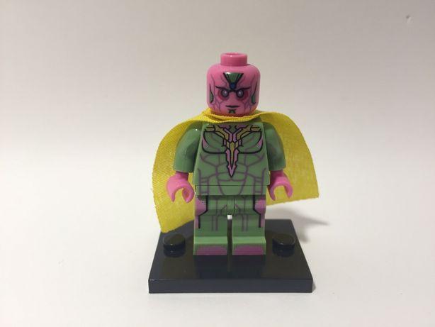 Минифигурки Lego (аналог) супергерои 5 шт.