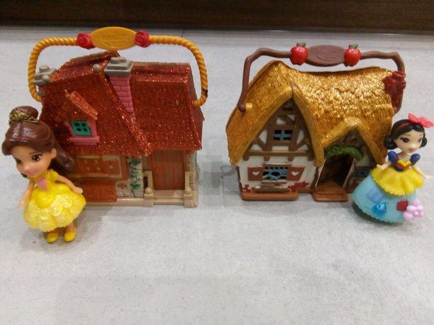 Domek Belli, domek Śnieżki, domki Disney animators