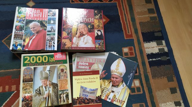 Kolekcja Jan Paweł II plus dodatki