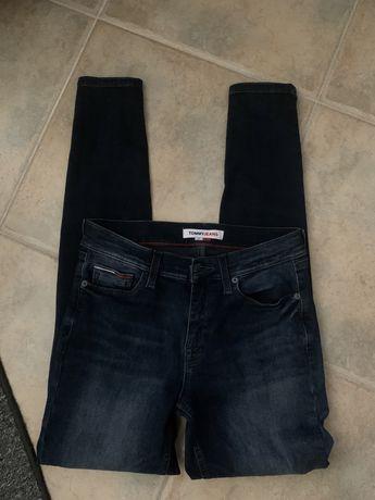 Spodnie Tommy Jeans 27/32_aktualna_kolekcja