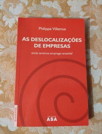 As Deslocalizações de Empresas - Phillippe Villemus