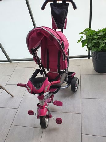 Rowerek trójkołowy baby mix