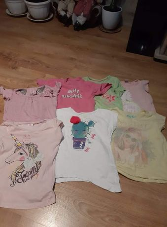Koszulki na krótki rękaw