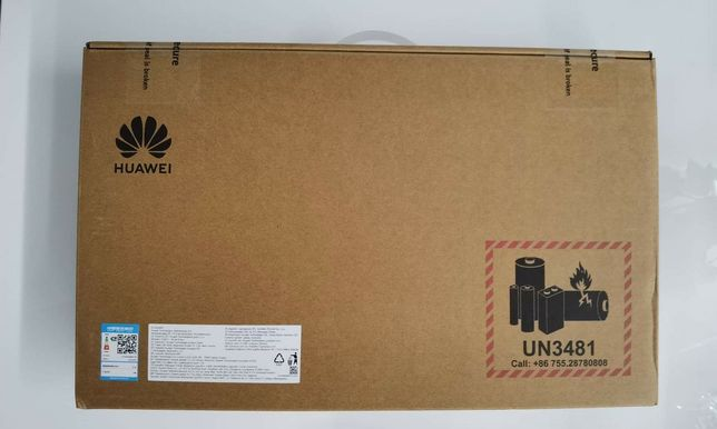 Nowy! Laptop Huawei MateBook D 15, i5-1135G7/16GB,512SSD srebrny