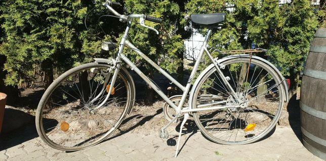 Piękny i zadbany rower Hanseatic Luxus-klasse! Simplex. Koła 28 cali!