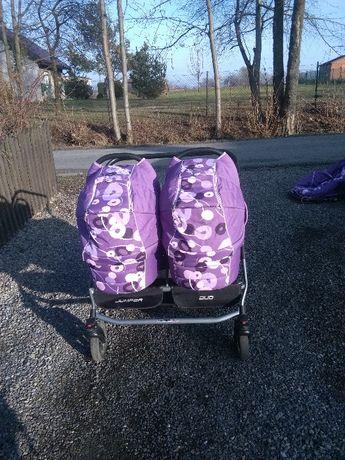 Wózek dziecięcy Jumper Duo (trzy w jednym)