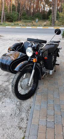 Мотоцикл, КМЗ Днепр 11, кардан
