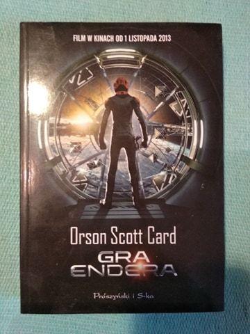 Gra Endera Orson Scott Card Warszawa - image 1