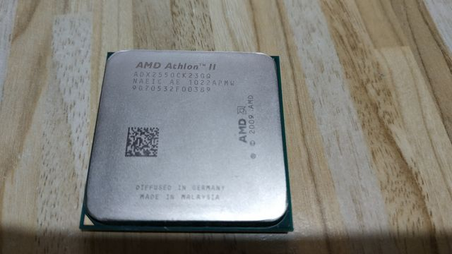 Процессор AMD Athlon II X2 255, 3.1 ГГц, AM3