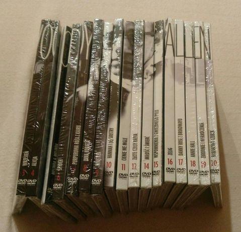 Woody Allen filmy DVD 17 szt o wartości 507 zł