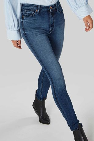 Фирменные женские джинсы K.O.I. Koi slim с высокой посадкой 26-27
