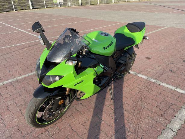 Kawasaki ZX10R - 2008r