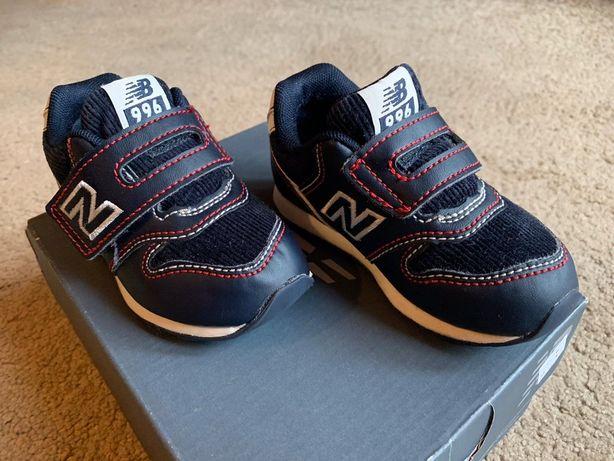 Buty dziecięce New Balance 996