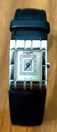 """Часы """"Raymond Weil""""с бриллиантами,швейцарские,водонепрницаемые 30м"""