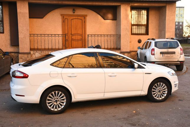 Ford Mondeo 4 tdci
