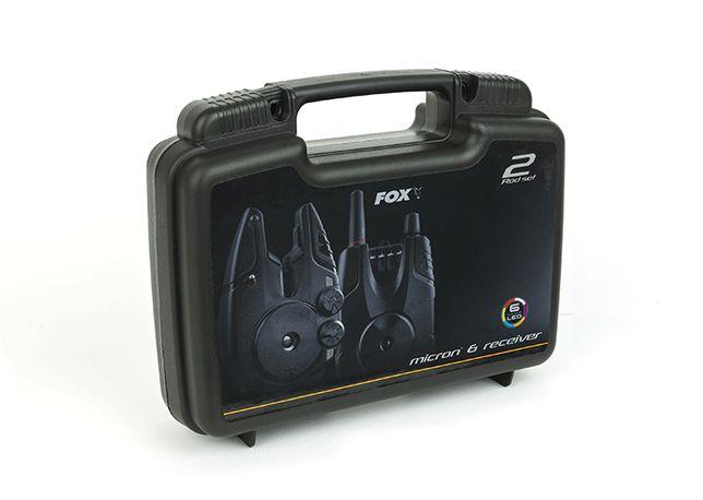 Сигнализаторы поклевки Fox Micron MX + 2020
