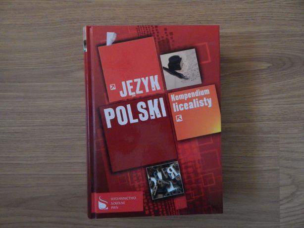 Kompendium licealisty język polski