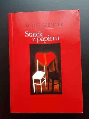 Książka Statek z papieru, Scott Spencer