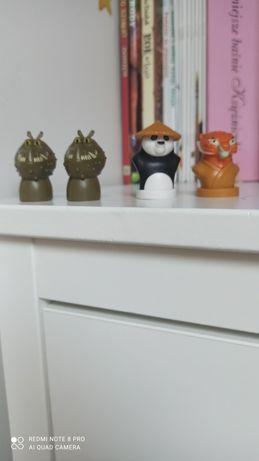 Figurki pieczątki - jak wytresować smoka, Kung fu panda