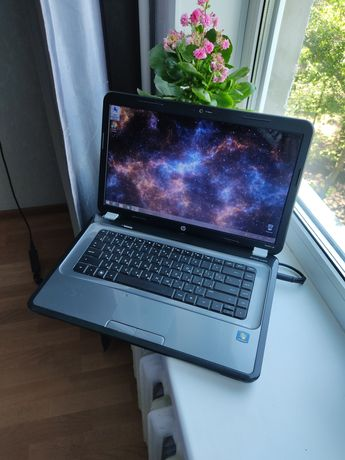 Игровой 4-х ядерный Ноутбук HP G6 - 10300р
