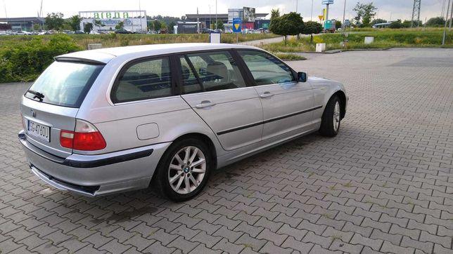 BMW 318i E6 - 2003 r. - poj. 2.0, benzyna+LPG sprawny