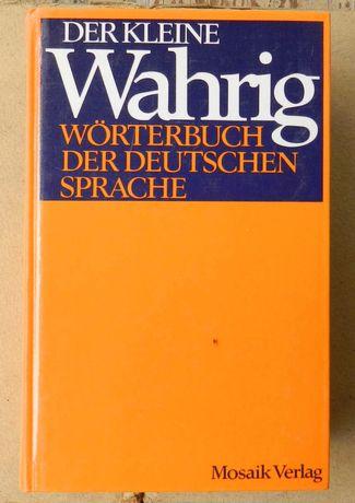 Der kleine WAHRIG Wörterbuch der deutschen Sprache