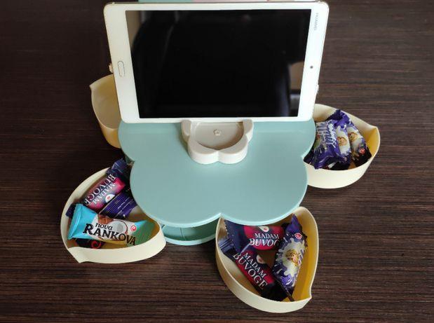 Новинка менажниця-органайзер складний для цукерок candy box подарунок