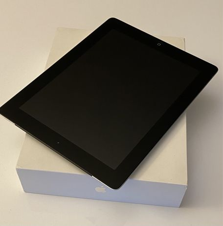Apple iPad 4 Wi-Fi Cellular 16GB Black MD522FD/A A1460