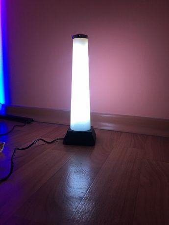Лампа ночник, управление с телефона.