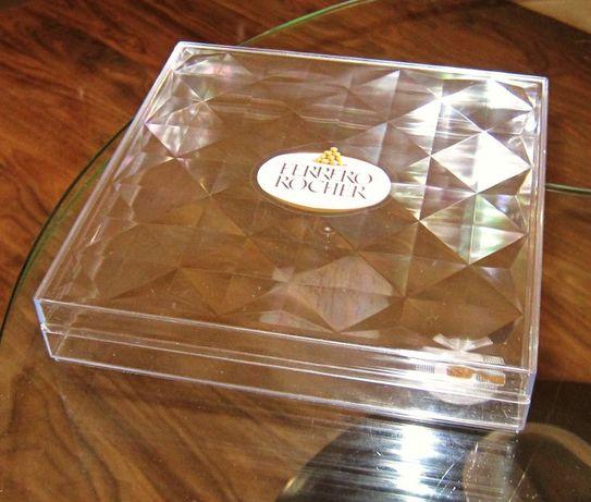 Коробки (банки) из толстого картона и пластмассовые