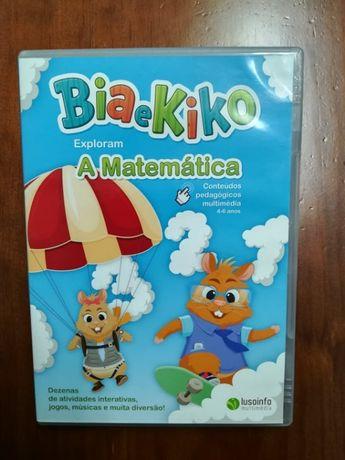 DVD : Bia e Kiko exploram a Matemática
