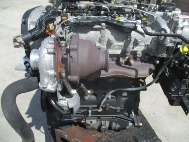 OPEL Astra Zafira SILNIK motor KOMPLETNY 2.0cdti A20DTH A20DTJ idealny