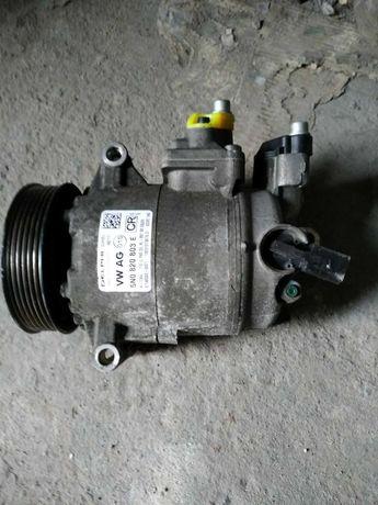 Компрессор кондиционера Kia Ceed 2008, 1.6 дизель