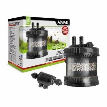 Filtr zewnętrzny Aquael MULTIKANI 800 do akwarium filter NOWY modułow