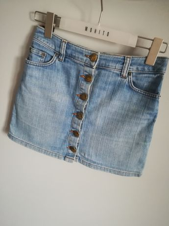 Jeansowa spódniczka Oasis