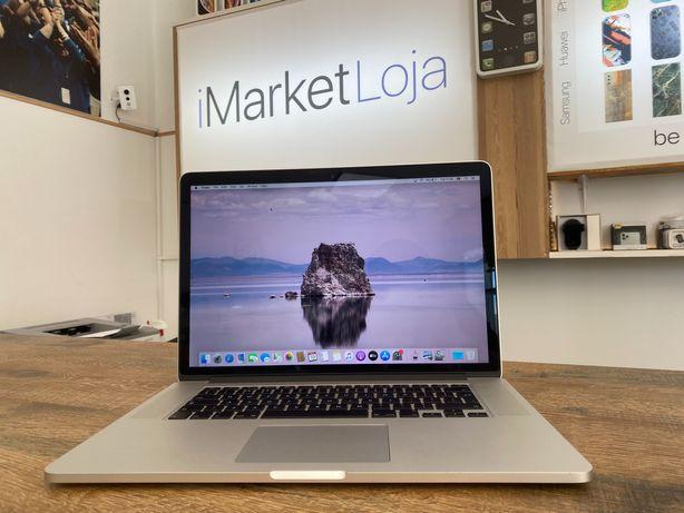 "MacBook Pro 15""   2015   i7   16gb   250gb   Garantia"