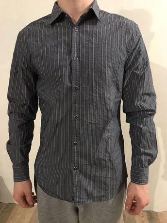 Рубашка Armani Exchange размер М L как Gucci, Guess, Zara, Burberry