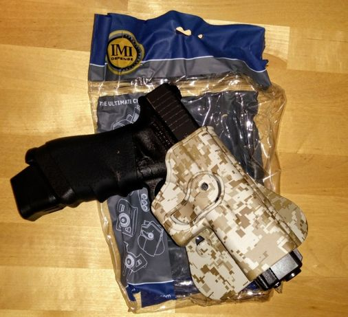 Kabura IMI Defense (prawa) system ROTO do Glock 17/19/22/32 Gratis
