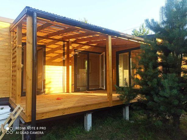 D115 - Житловий, садовий тимчасовий будинок, дача, літній дім