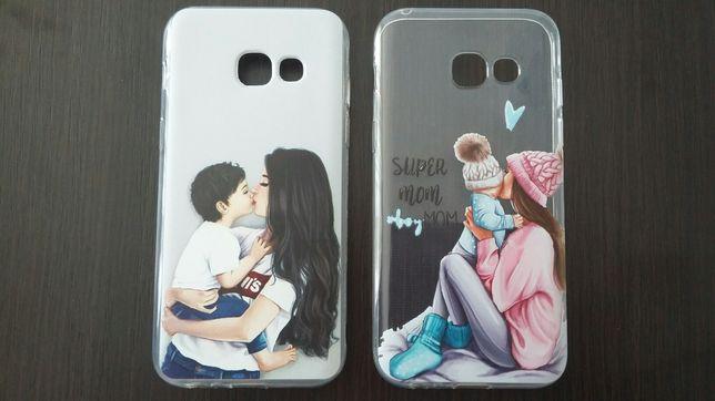 Etui na telefon Samsung A3 A320, 2017 mama syn